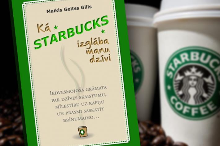 Kā Starbucks izglāba manu dzīvi