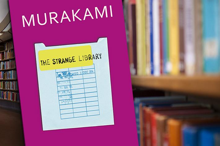 Murakami - The Strange Library