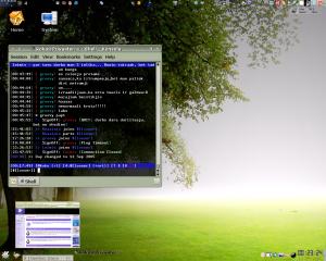 Desktopa izskats