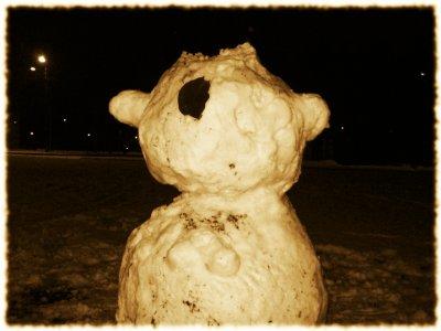 Sniega vīrs